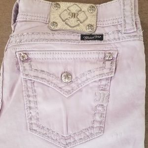 Miss me shorts size 31.